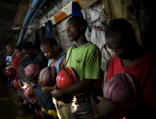 R1.4 BILLION SETTLEMENT FOR MINERS WITH SILICOSIS, TB