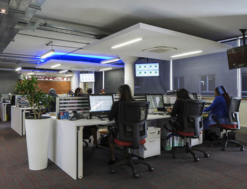 Client services capacitates itself to deliver to its customers
