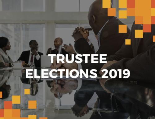 TRUSTEE ELECTIONS 2019