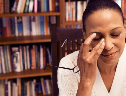 HEALTH WARNING SIGNS: IS IT FATIGUE OR A STROKE?