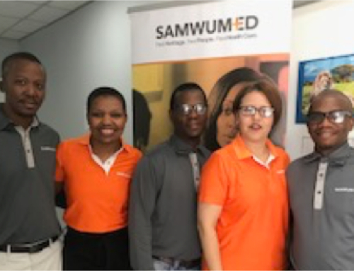 SAMWUMED RECONNECTS WITH EMPLOYERS